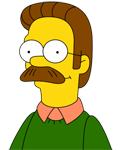 Simpsons-flanders