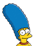 Simpsons-marge